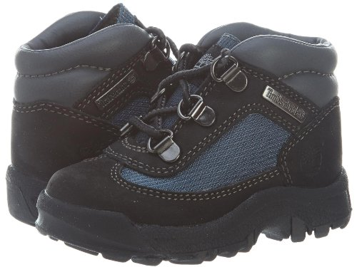 Timberland Field Boot Toddlers13824 Blk/Pewt