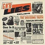 Guns N' Roses G N' R Lies Live Like a Suicide