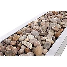 Closer To Nature SPRSTONES - Piedra decorativa para jardín, color multicolor