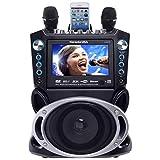 """Best Karaoke Systems - KARAOKE GF840 DVD/CDG/MP3G Karaoke System with 7"""" TFT Review"""