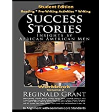 Success Stories Insights by African American Men -Workbook v2: Workbook V 2: Volume 1 (SSIAAM - Student Workbook)