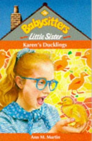 Karen's ducklings