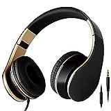 Levanpro Casque Stéréo Casque Audio Headphones Auriculaires Anti-bruit Léger Pliable pour iPhone Ipad - Best Reviews Guide