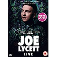 Joe Lycett: I'm About to Lose Control And I Think Joe Lycett Live