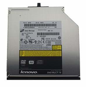 Lenovo 0A65626 Graveur optique DVD interne SATA Noir
