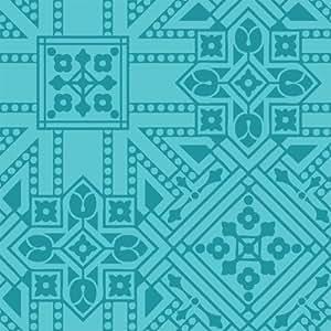 berlintapete 169044 wallpaper cultures geometric persian. Black Bedroom Furniture Sets. Home Design Ideas