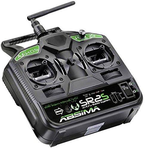 Absima SR2S Hand-Fernsteuerung 2,4 GHz Anzahl Kanäle: 2 inkl. Empfänger