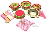 Childrens kitchen play set or kitchenware play set