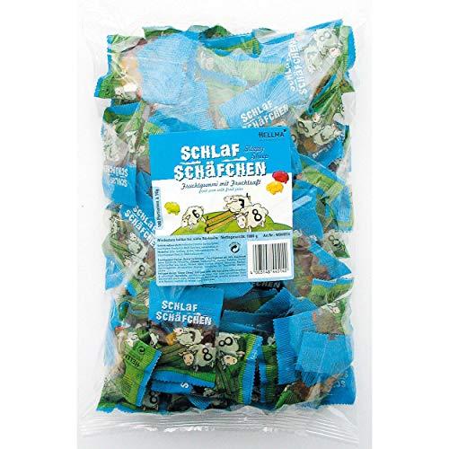 Preisvergleich Produktbild Hellma Fruchtgummi Schafe 40044515 VE100
