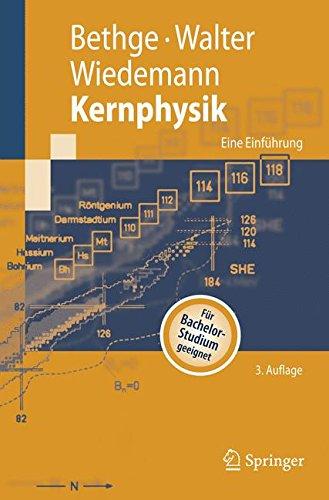 Kernphysik: Eine Einführung (Springer-Lehrbuch) (German Edition)