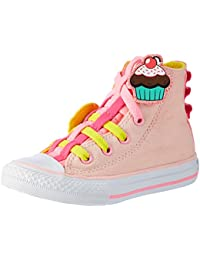 Converse Unisex-Kinder All Star Loopholes Hohe Sneaker