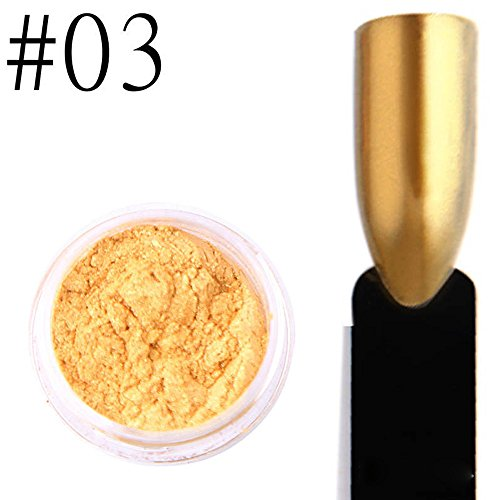 Sunenjoy Holographique Poudre d'ongle Briller poussière Holo Chrome la magie Effet miroir Nail Art Glitters Pigment Aluminium Flocons Paillettes Poudre d'ongle Pour Manucure Art Conception