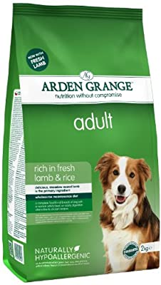 Arden Grange Lamb and Rice Adult Dog Food