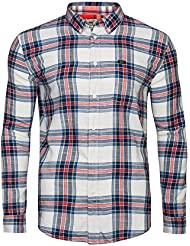 Lee Camisa Hombre Button Down