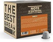 Note D'Espresso Barley Bevanda Orzo in Capsule, 100 caps x 2