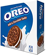 Oreo Milk and Chocolate Cookies, 16 x 38 gm