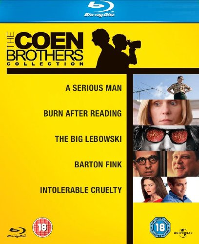 Coen Brothers Collection. The [Edizione: Regno Unito] [Blu-ray] [Import anglais]
