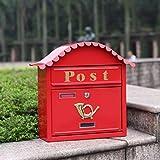 JTWJ Wandbriefkasten, Briefkasten, Briefkasten, Briefkasten, Gartenbriefkasten