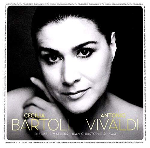 Cecilia Bartoli: Antonio Vivaldi [CD]