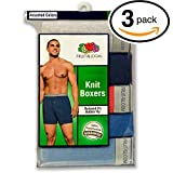 Fruit of the Loom - Boxer Homme -  multicolore -