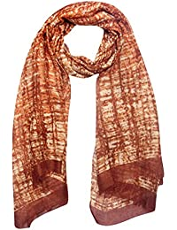 FabSeasons Printed Rayon Scarf, Scarves, Stole & Shawl for Men & Women for summer and Winter