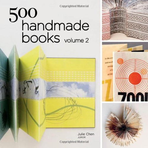 500 handmade books: (E): 2 (500 Series)