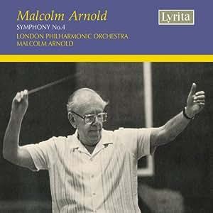 Malcolm Arnold. Symphony No.4
