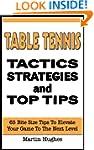 Table Tennis Tactics: 65 Bite-size Ta...