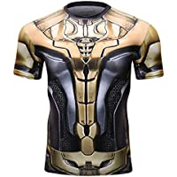 Cody Lundin Apretado Camiseta Respirable Camiseta de Estilo Deportivo Fit Body Shaper Camisetas Jersey de Compresión