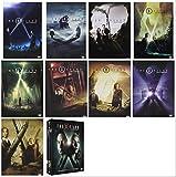 X FILES - SERIE COMPLETA (10 STAGIONI - 62 DVD) - COFANETTI SINGOLI, ITALIANI