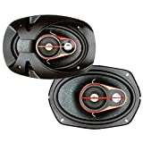 """Best 6x9 Car Speakers - 5 Core 69-84 6""""x9"""" (16x24cm) 3 Way High Review"""