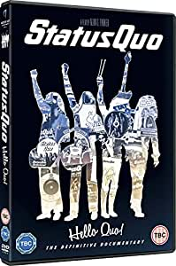 Status Quo - Hello Quo (Limited Edition) [DVD]