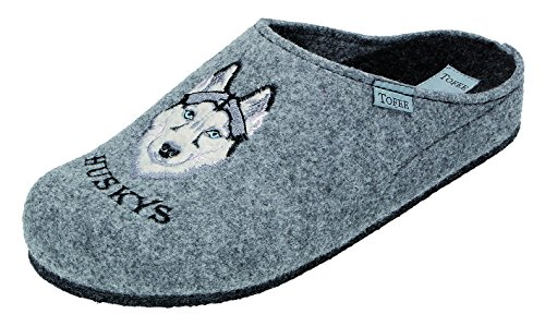 TOFEE , Chaussons pour homme gris gris Gris
