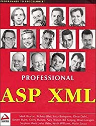 Professional ASP XML (Programmer to Programmer)