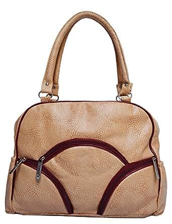 Simple elegant design handbag for women