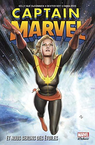 Captain Marvel T01 : Et nous serons des étoiles par Dexter Soy