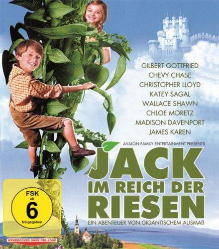 Jack im Reich der Riesen [Blu-ray] (Blu Riesen Ray)