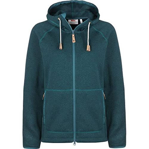 515GqUdj 8L. SS500  - Fjällräven Övik Women's Fleece Hoodie Fleece Jacket
