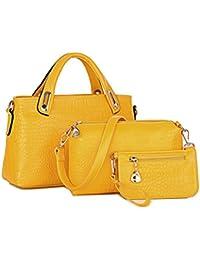 Sac à bandoulière, LHWY Femmes Hobo sac à main sacs à bandoulière en cuir dames