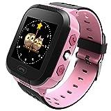 1,44 Zoll Bildschirm Kinder-Smartphone Uhr Farbe Bildschirm globalen GPS-Positionierung Smartphone-Uhr