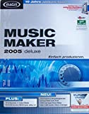 Image de MAGIX Music Maker 2005 deluxe DVD (Goya Multimedia Bundle 2006)
