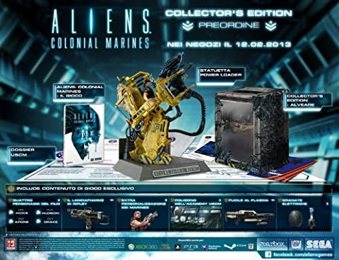 ALIENS - COLONIAL MARINES COLLECTOR'S ED. X-360