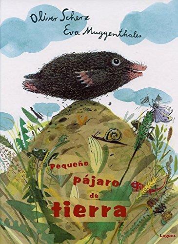 Pequeño Pájaro De Tierra (Rosa y manzana) por Oliver Scherz