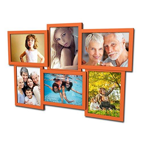 Bilderrahmen Bildergalerie Wandgalerie Fotorahmen Bilder Set Collage 604 13×18