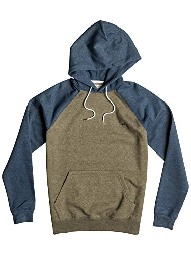 Quiksilver Everyday Sweat-shirt Homme Verde (Dusty Olive)