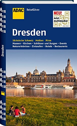 Preisvergleich Produktbild ADAC Reiseführer Dresden: Sächsische Schweiz Meißen Pirna