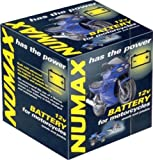 Numax YB12AA 12 V Motorcycle Battery