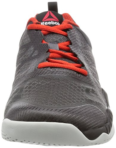 Reebok Zprint Train, Baskets Basses Homme Gris