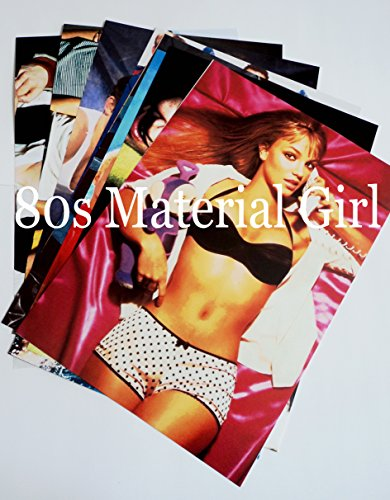 90s Party Decorations - 10 x 90s Pop Stars and Bands Posters
