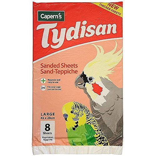 tydisan-sheets-large-pack-of-8-red